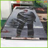 カスタムビニールの印刷の上塗を施してある網の旗