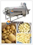 Grande tipo batata vegetal Peeler e máquina de casca da arruela