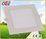 Comercio al por mayor Ultra Slim 3W-24W luz LED panel LED lámpara de techo Iluminación del panel de luz LED panel