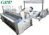 Machine de fabrication de papier hygiénique à rouleaux Jumbo Roll à haute vitesse automatique