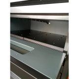 Gas-Plattform-Ofen-Lebesmittelanschaffung-Küche-Maschinen-Bäckerei-Gerät für das Glühen mit 2deck 4trays