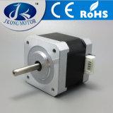 Motor de pasos de la nema 17 con el alambre de terminal de componente 4 para el ranurador de 3D Printer/CNC