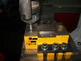 Machine de découpe à cisaillement à cisaillement combiné hydraulique Q35y Q35y
