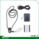 mini code de laser de 1d Bluetooth avec le scanner d'entrepôt des gants Ms3391-L fonctionnant avec l'iPad d'iPhone pour l'entrepôt de logistique de chaîne d'exposition d'événement