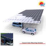 Crémaillère au sol de parking de système solaire de support (MD0017)