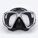 Masque professionnel à la plongée sous-marine