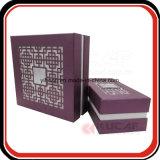 Cadre de papier de luxe de bonne qualité de coupure de laser de cadeau