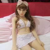 125のCmの高品質の現実的なシリコーンの性の人形