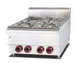 Gegenspitzengas-Kombinations-Ofen