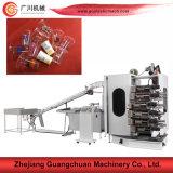 Máquina de impresión en offset ULTRAVIOLETA de la taza de los colores plásticos disponibles del tazón de fuente 6