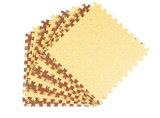 Concevoir le couvre-tapis en fonction du client de mousse d'EVA, couvre-tapis de mousse d'EVA d'impression de transfert
