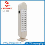 Un indicatore luminoso Emergency ricaricabile da 360 gradi di SMD LED