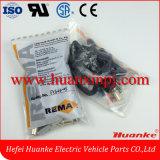 Rema 여성 포크리프트 건전지 연결관 Rema320