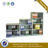 Puder-Beschichtung-Stahlmetallzahnstangen-Archivierungs-Metallschrank (HX-MF026)