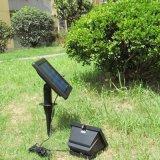 태양 40의 LED 투광램프 정원 점화 플러드 빛