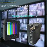 Ahd/Tvi/Cvi CCTV 사진기 검사자 3.5 인치