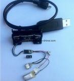 Beweglicher Minichip-Leser Msr009 kartenleser USB-Msr