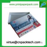 Alto rectángulo de regalo de papel modificado para requisitos particulares Quanlity del libro o del cuaderno