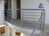 Sistemas de pasamano de la escalera del acero inoxidable