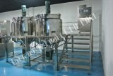 Acero inoxidable multifuncional 3000 galones tanque de mezclado