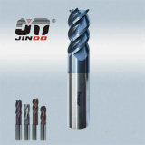 Standaard Stevig Carbide 2/4 de Snijder van het Malen van de Fluit
