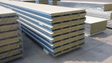 Wolle-Zwischenlage-Panel des Felsen-ISO9001 mit guter Isolierung