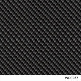 [0.5m Wide] Kingtop Carbon Fiber Imprimable Hydrographics Water Transfer Film d'impression pour Hydro Dipping Wdf016-5