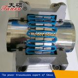 Acoplamento flexível da grade de Tanso para a máquina de trituração