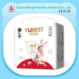 Impreso de la fábrica China patrón Lettle cómodo Pañales Máquina de embalaje