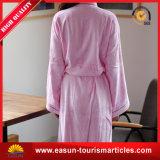 販売のための女性Microfiberショールカラーテリーの浴衣