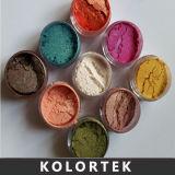 装飾的なPearlescent雲母の顔料カラー