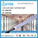 Kühlvorrichtung-Licht des Kühlraum-Gebrauch-Gefriermaschine-Licht-6FT 22W LED, T8 Tür-Licht des Gefäß-LED Cooer