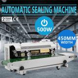 Máquina continua del lacre del sellador continuo del bolso de la velocidad del lacre de Fr-900 0-12m/Min