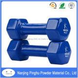 Rivestimento blu della polvere con l'alta durezza per la strumentazione di forma fisica