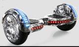 elektrischer Roller des Unicycle-10inch mit blinkendem Licht