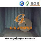 Papier de base de haute qualité en rouleau fait pour tube