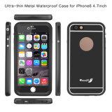 普及した高品質の金属のiPhone6のための防水携帯電話の箱