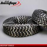 de Draad van de Diamant van 11.5mm&11mm voor Graniet/Marmeren Steengroeve/Beton