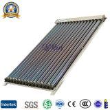 Solar Keymark approuvé Non Freeze Vacuum Heat Pipe Collecteur solaire pour chauffage solaire