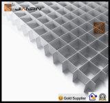 3 het Blad van het Krat van het Ei van het Aluminium van het Traliewerk van het Krat van het Ei van de dikte HVAC