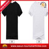 T-shirt estampé par coton fait sur commande pour les hommes, constructeur Chine de T-shirt