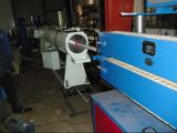 Tubo ondulato doppio dell'HDPE che fa macchina/che forma macchina