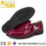 Matériel sélectionné Militaire Rouge Chaussures en chef Hommes