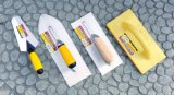 Абразивная бумага бумаги песка алюминиевой окиси песчинки двойного использования 180 водоустойчивая
