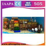 Оборудование спортивной площадки темы корабля пирата крытое (QL-1106C)