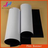 drapeau mat de câble de PVC de 550GSM 500X500d 9X9 pour extérieur