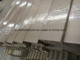 Perfil revestido de la protuberancia de la aleación de aluminio del polvo metálico para la puerta y la ventana