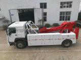 тележка вредителя отбуксировки моторного транспорта 15t 4X2, тележка грузовика нервного расстройства