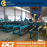 Chaîne de production de procédé de fabrication de panneau de matériel de panneau de gypse