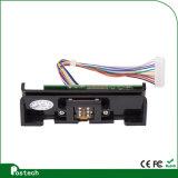 Lector de tarjetas caliente de la raya magnética de la pista del USB 3 de la venta del GPS Msr100 para el hotel/el sistema de seguimiento de la gasolinera/Taxi/GPS, lector de tarjetas RS232